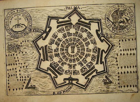 Bertelli Pietro (1571-1621) Palma 1629 Padova