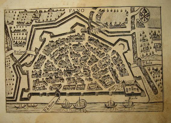 Bertelli Pietro (1571-1621) Fano 1629 Padova