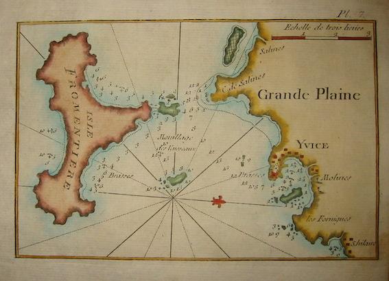 Allezard Jean Joseph - Roux Joseph Yvice - Isle Fromentiere 1804 Genova