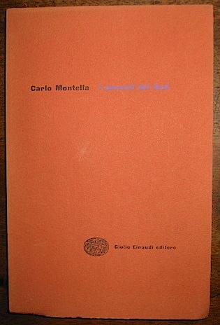 Carlo Montella  I parenti del sud 1953 Torino Einaudi