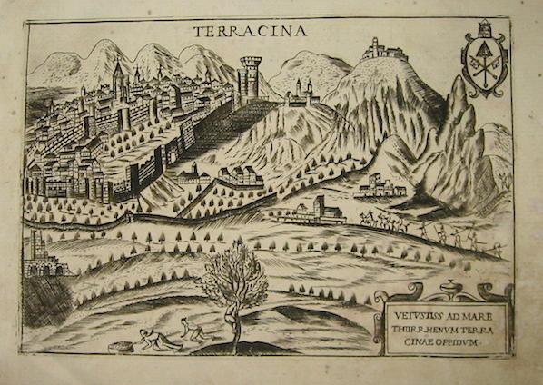 Bertelli Pietro (1571-1621) Terracina 1629 Padova