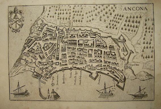 Bertelli Pietro (1571-1621) Ancona 1629 Padova