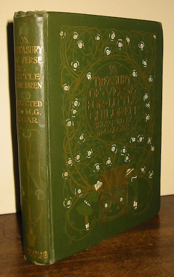 M.G. Edgar A treasury of verse for little children... illustrated by Willy Pogany s.d. (1908) London  George Harrap & Co.