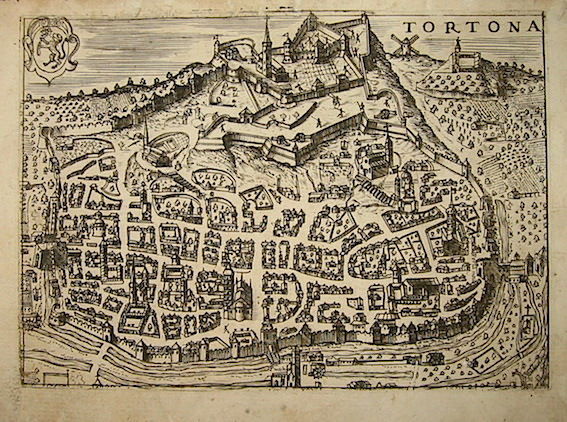 Bertelli Pietro (1571-1621) Tortona 1629 Padova