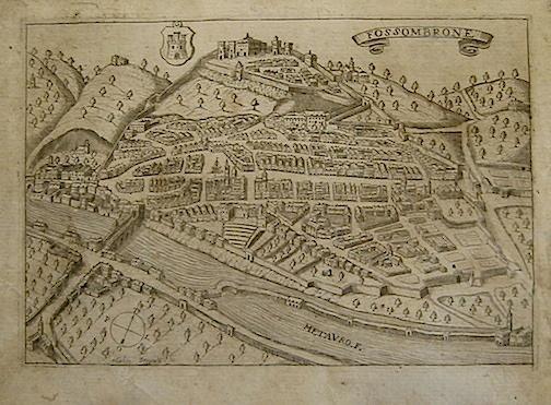 Bertelli Pietro (1571-1621) Fossombrone 1629 Padova