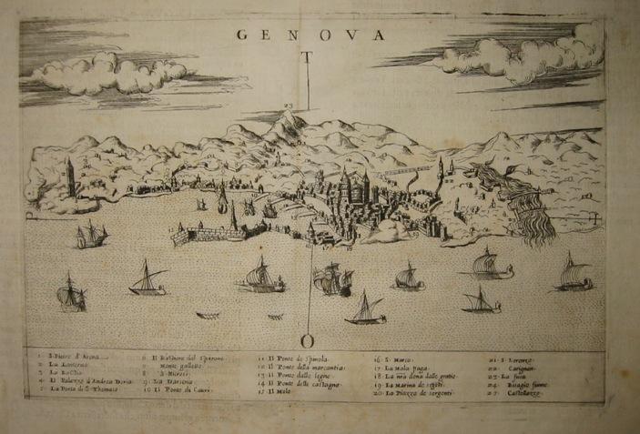 Ballino Giulio Genova 1569 Venezia