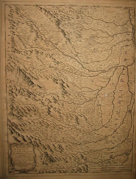 Cantelli Giacomo (1643-1695) Il Marchesato di Saluzzo... 1690 Roma